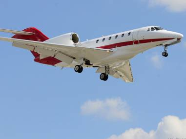 The Citation X is as impressive as super mid-sized aircraft get, offering worldclass speed and inter