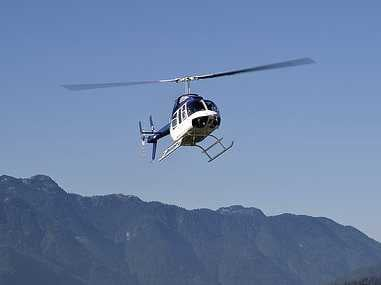 Helicopter charters are very popular in Toronto, ON, Canada, New York, NY, Miami, Fort Lauderdale, F