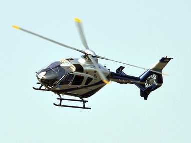 Large, luxury helicopter charter companies are available in most major cities, such as Seattle, Wash